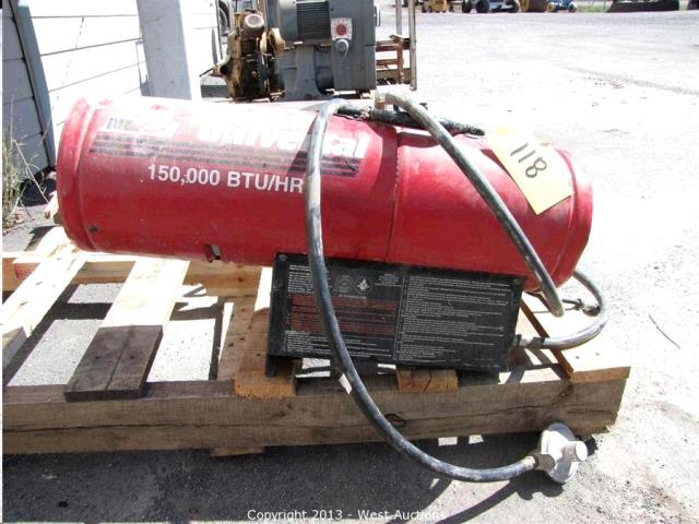 Where to find HEATER, PROPANE 150,000BTU in Roanoke