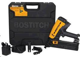 Where to find NAILER, BATTERY GAS 15GA. FINISH in Roanoke