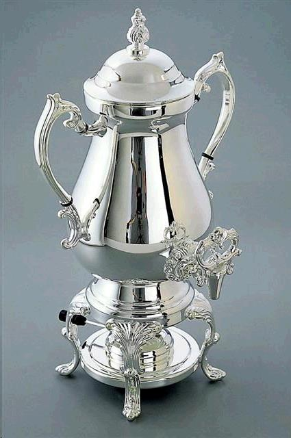 Where to find COFFEE URN, SILVER 50C in Roanoke