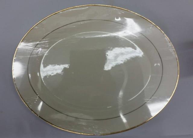 Where to find PLATTER, GOLD OVAL LARGE in Roanoke
