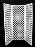 Rental store for SCREEN, ROOM DIVIDER WH LATTICE in Roanoke VA