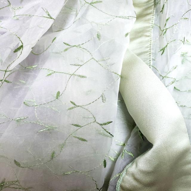 Where to find TBLC, SAGE SHEER EMBROIDERED 72X72 in Roanoke