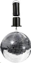 Rental store for BATTERY OPERATED MIRROR BALL in Roanoke VA