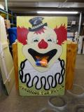 Rental store for GAME, TOSS CLARENCE CLOWN in Roanoke VA