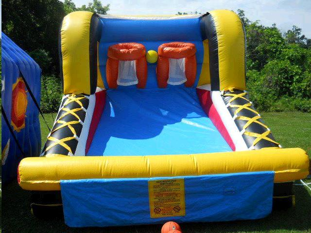 Where to find GAME, BASKETBALL INFLATABLE GR in Roanoke