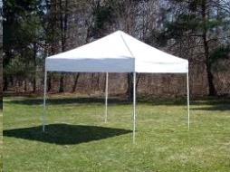 Where to find TENT, FRAME 10X10 WHITE in Roanoke