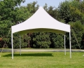 Rental store for TENT, FRAME 10X10 WHITE HP in Roanoke VA