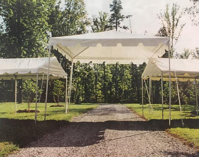 Where to find TENT, FRAME 15X15 WHITE in Roanoke