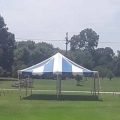 Rental store for TENT, FRAME 20X20 B W in Roanoke VA