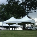 Rental store for TENT, FRAME 20X30 WHITE HP in Roanoke VA