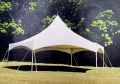 Rental store for TENT, FRAME HEXAGON WHITE in Roanoke VA