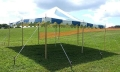 Rental store for TENT, POLE 20X20 B W in Roanoke VA