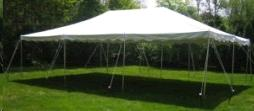 Where to find TENT, POLE 20X30 WHITE-SET UP ADDITIONAL in Roanoke