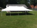 Rental store for TENT, POLE 20X40 WHITE-SET UP ADDITIONAL in Roanoke VA