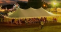 Rental store for TENT, POLE 30X60 WHITE 1 PIECE in Roanoke VA