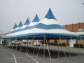 Rental store for TENT, POLE 40X120 B W C MATE in Roanoke VA