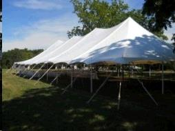 Where to find TENT, POLE 40X100 COMMERCIAL in Roanoke
