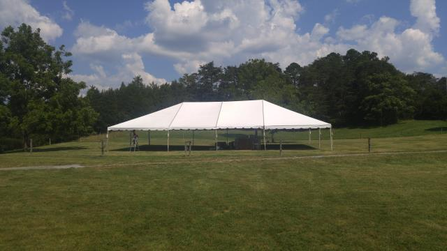 Where to find TENT, FRAME 40X100 WHITE ULTRA in Roanoke