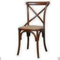 Where to find CHAIR, CROSS BACK-MEDIUM NATURAL in Roanoke