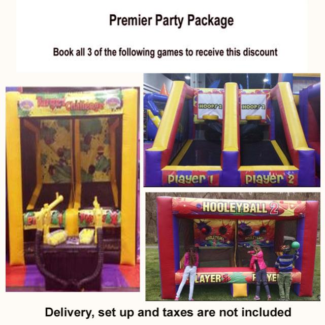 Where to find PACKAGE DISCOUNT PREMIER PARTY in Roanoke