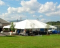 Rental store for TENT, FRAME 30X30 WHITE ULTRA HEAVY in Roanoke VA