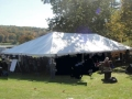Rental store for TENT, FRAME 30X60 WHITE ULTRA HEAVY in Roanoke VA