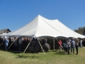 Rental store for TENT, POLE 40X60 WHITE AZTEC in Roanoke VA