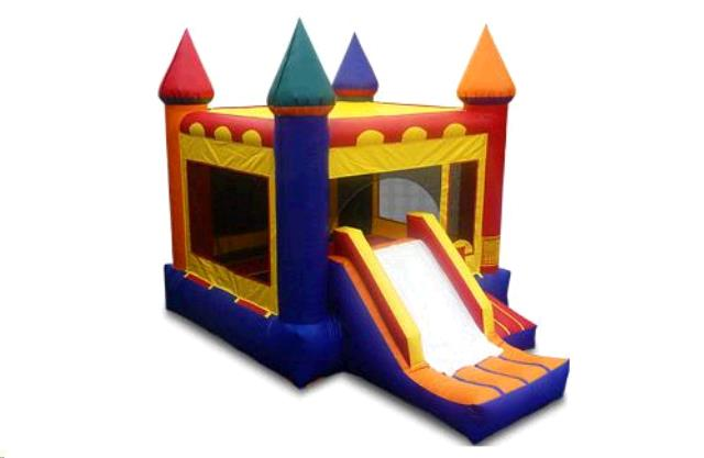 Bouncer Castle W Slide Rentals Roanoke Va Where To Rent