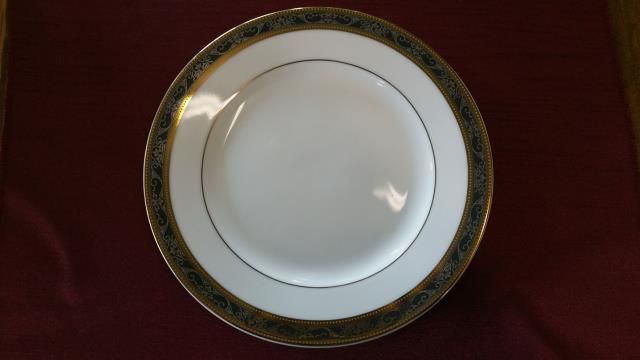 Where to find PLATE, 6  WHITE W  GOLD BLK SILVER in Roanoke