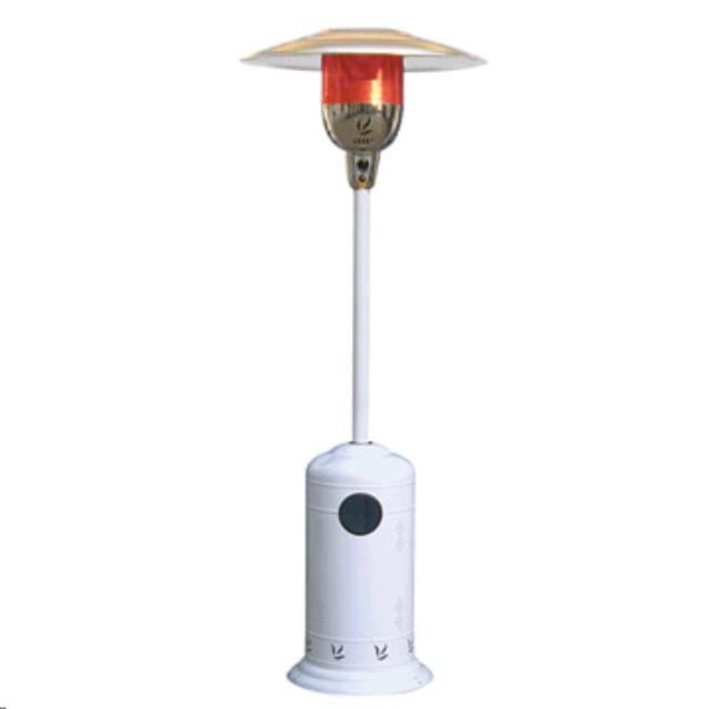 Where to find HEATER, PATIO WHITE W  PROP. in Roanoke