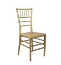 Rental store for CHAIR, CHIAVARI GOLD in Roanoke VA