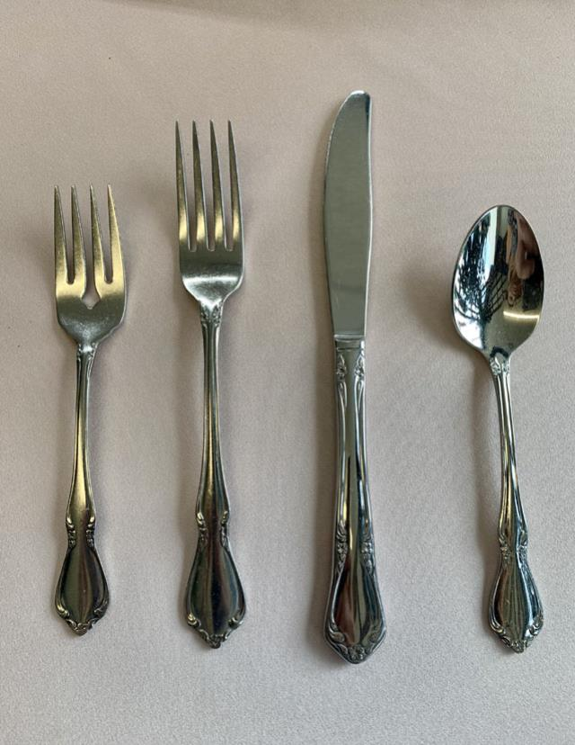 Where to find CHATEAU FLATWARE in Roanoke