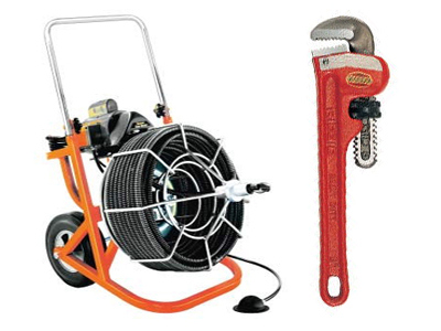Rent Plumbing Equipment