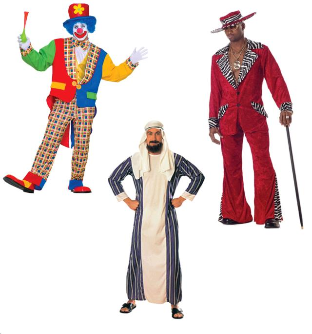 Rent Miscellaneous Costume Rentals