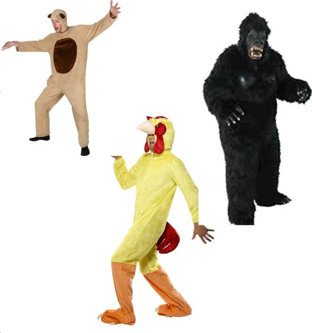 Rent Animal Costume Rentals