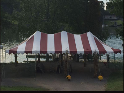 Tent & Party Packages in Roanoke VA