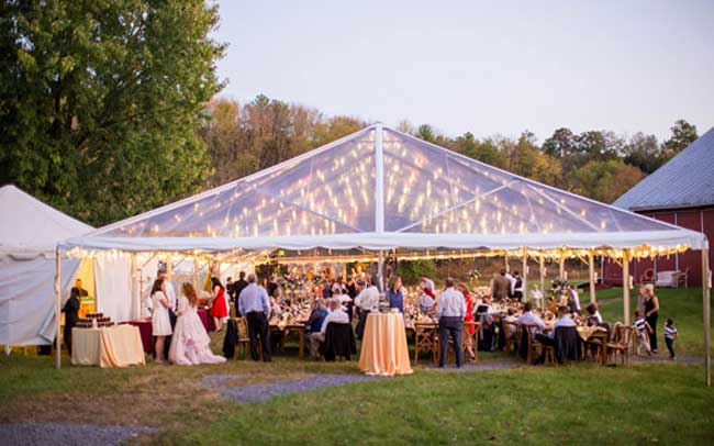 Aztec Rental is the best place for tent rentals in Salem, Blacksburg, Lynchburg & Smith Mt. Lake VA
